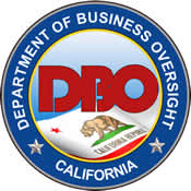 CA Dept of Business Oversight